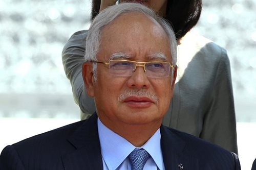 Malaysian ex-PM Najib Razak sentenced to 12 years over 1MDB scandal