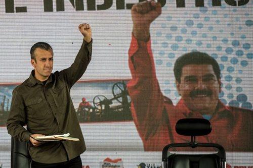 US names Venezuelan VP a major drug trafficker