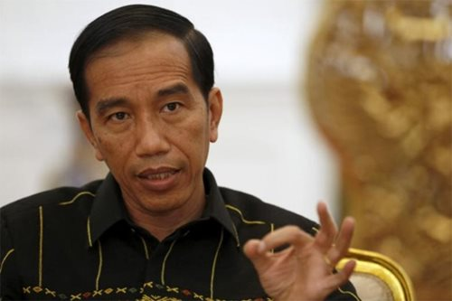 Indonesia traffic jam forces president to walk 2 kilometers