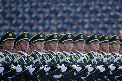 China defense spending to rise 'around 7 pct': official