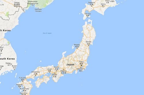 5.2-magnitude quake hits central Japan, no tsunami warning