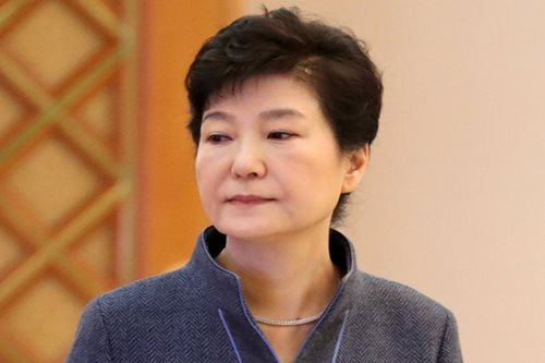 Critics of South Korea's ousted Park call for her arrest