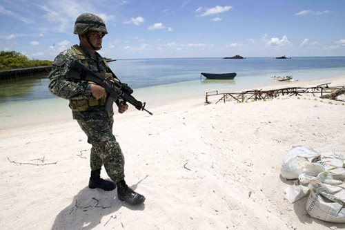 Philippines upgrades military facilities on Pag-asa Island