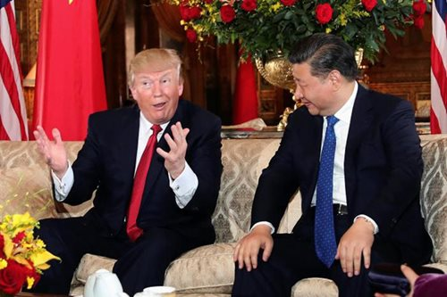 Trump praises Chinese president extending tenure 'for life'