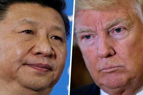 Trump sees global gains from 'chemistry' with China's Xi