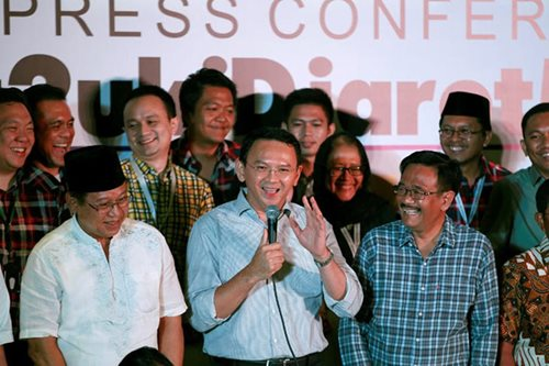Prosecutors want 1-yr jail term for Jakarta's Christian governor