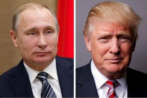 Trump, Putin discuss Syria ceasefire in first talks since US air strikes