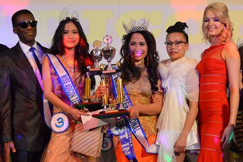 Pageant for a cause held to help poor kids in PH