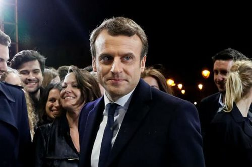 Battered Europe gets reprieve with Macron victory