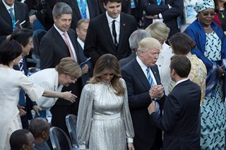 Trump rows shadow acrimonious G7 summit