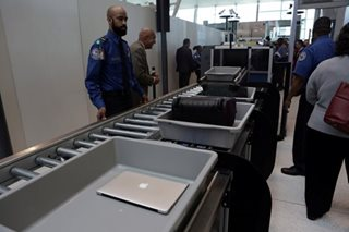 Saudi airline says U.S. will lift laptop ban by July 19