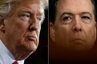 Trump: Comey sought leverage against me with dirty dossier