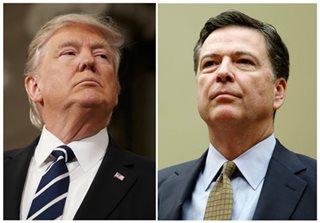 Trump will be focus of ex-FBI chief Comey's Russia testimony