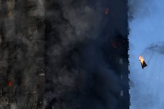 British premier sorry for response to London tower block fire