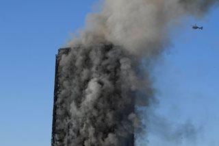 Mga Pinoy, pinangangambahang kasama sa nawawala sa London fire