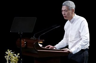 Singapore prime minister's siblings say they feel threatened