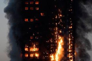 Pinay na nakaligtas sa sunog sa Grenfell Tower, handang tumestigo
