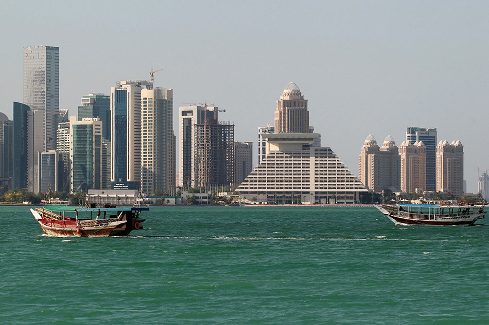 Placement ban lifted on Qatar, sans war