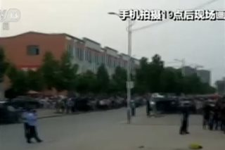 At least 8 killed, 65 injured in Chinese kindergarten blast