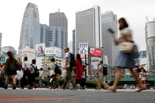 Japan's population falls at fastest since 1968