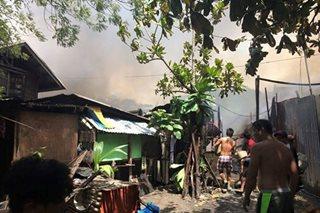 Fire hits 34 houses in Cebu City
