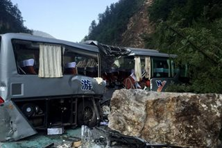 12 killed in China quake
