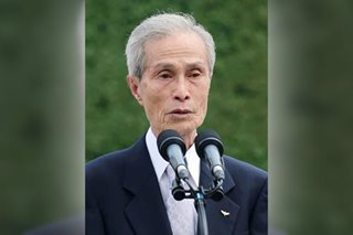 Postman who survived Nagasaki A-bomb dies at 88
