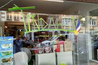 Pinoy grocery in Europe's capital promotes PH tourism, arts