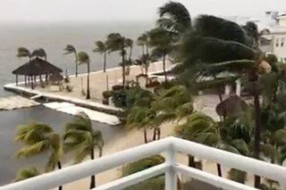 Ilang Pinoy sa Florida, nasalanta ng hurricane 'Irma'