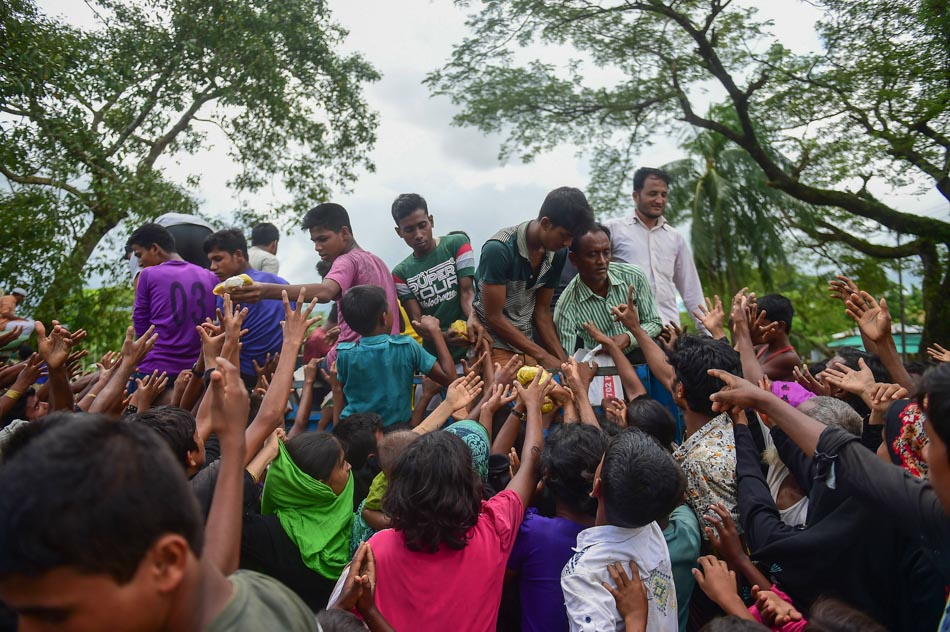 Relief for Rohingya