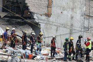 Mexico quake: Still searching