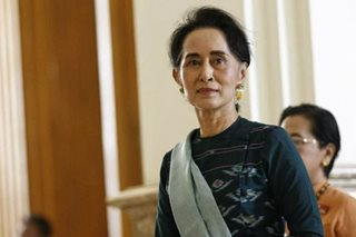 Aung San Suu Kyi stripped of human rights award