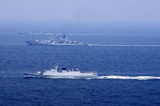 4 Chinese ships enter Japanese waters around Senkakus