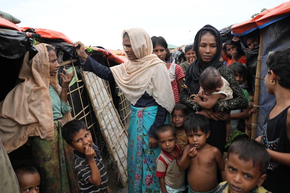 ASEAN silent on attacks on Rohingya 1
