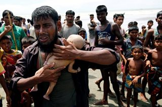 ICC says can rule on Rohingya deportations from Myanmar