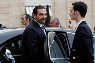 PM Saad Hariri announces return to Lebanon as crisis simmers