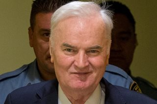Ex-Bosnian Serb commander Mladic convicted of genocide