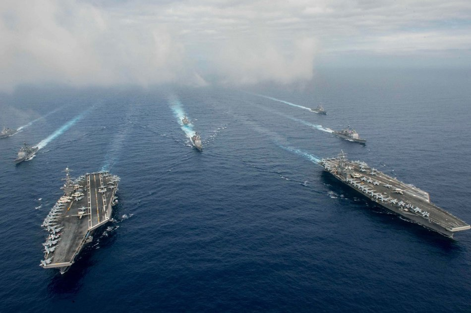 US, Southeast Asia to hold 1st ever joint maritime drill