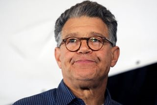 Al Franken in Thanksgiving apology after fresh groping allegations