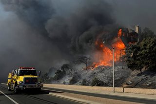 Southern California fires force 200,000 people to flee