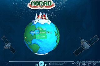 NORAD's 'Santa tracker' embraces new technology