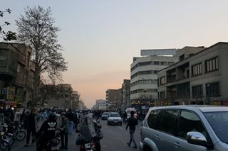 Iran blocks internet on third night of protests