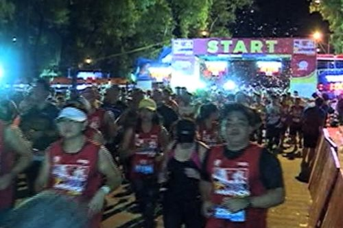 5,000 runners vie in Cebu City Marathon