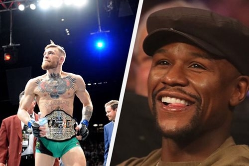 UFC chief offers USD25M each for Mayweather-McGregor bout