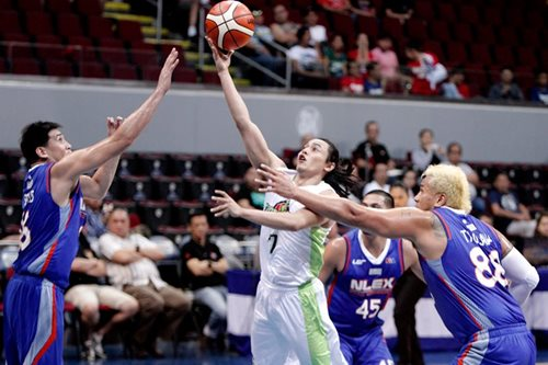 Game against SMB will be GlobalPort's true measuring stick