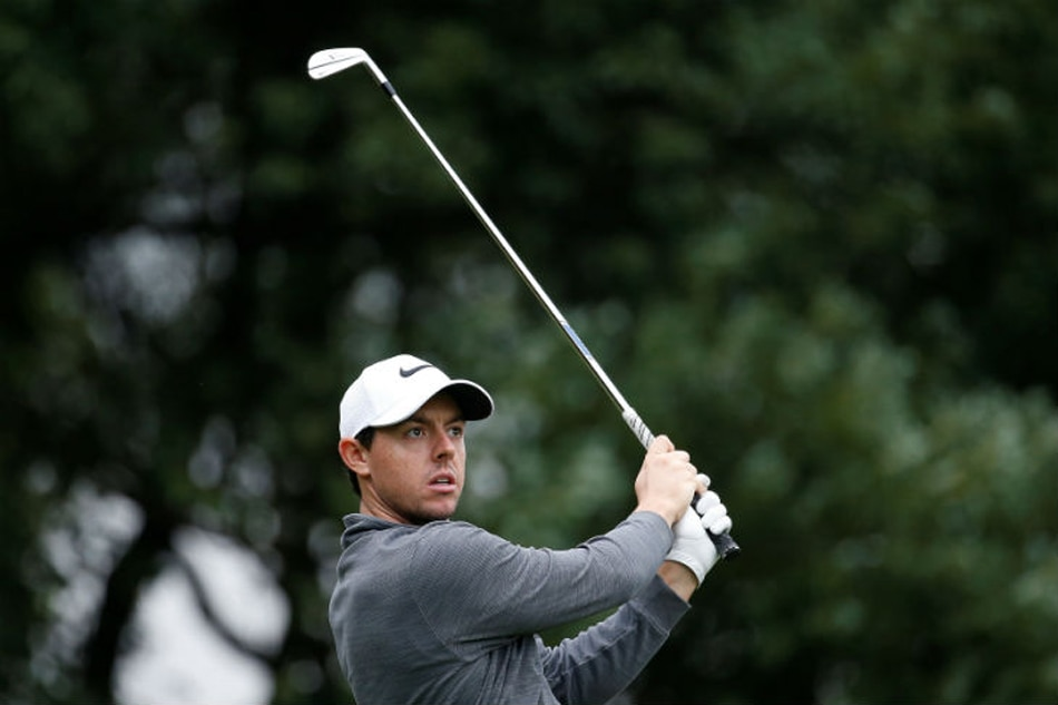 McIlroy gives rib tick of approval after successful return