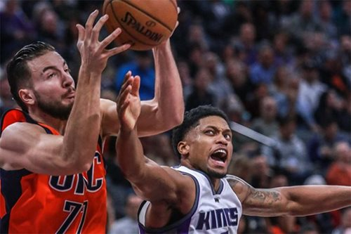 NBA: Kings' Gay out for season with ruptured Achilles