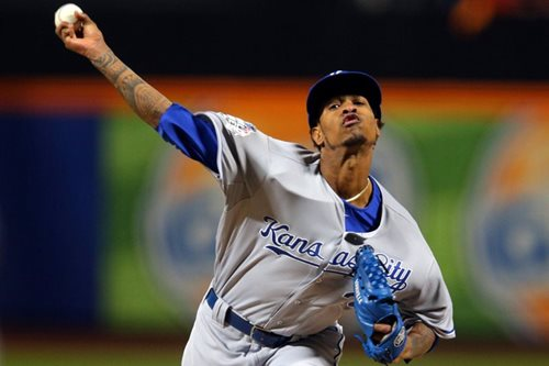 Royals pitcher Ventura dies in car accident