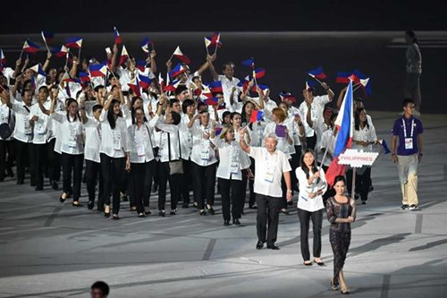 SEA Games: Philippines chef de mission sets lofty target of 50 golds