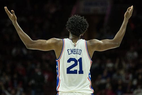 Embiid seals reported $148 million 76ers deal